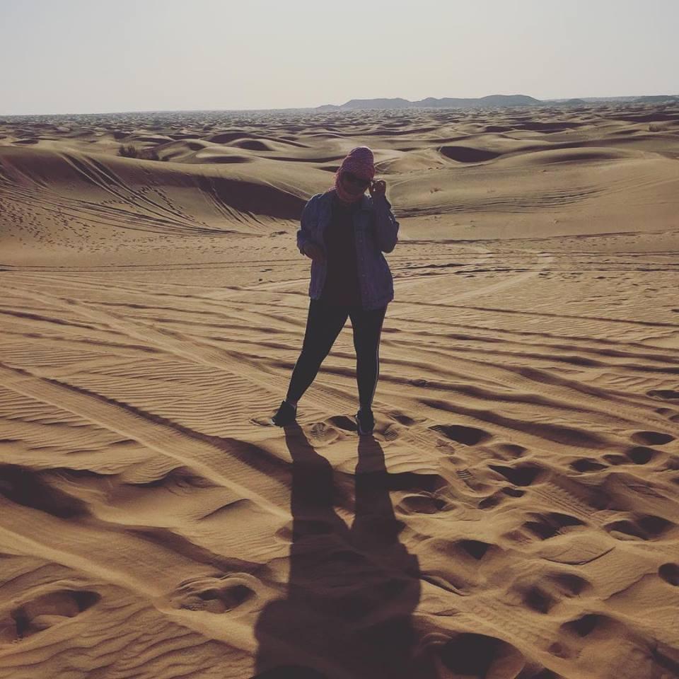 Mon expérience à Dubaï