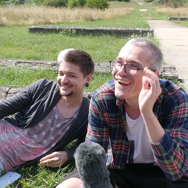 Igor et Serhii